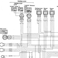 Banshee Wiring Diagram Help Towbar Electrics 7 Pin 1988 Yamaha Auto Electrical Related With