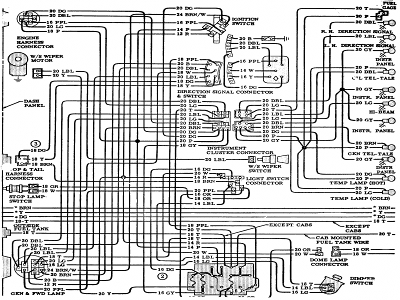 diagram 85 chevy c10 wiring diagram full version hd quality
