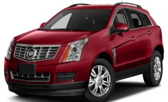 2016 Cadillac Srx Standard 4Dr Front-Wheel Drive Information