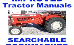 Allis Chalmers D-19 D19 Tractor Service Repair Manual | Ebay