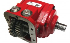 Chelsea 230 Series Pto 6-Bolt Mount Air Shifted Clutch Shift
