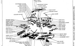 Classic Cars Authority: Ever Wanted A Factory Technical Drawing Of