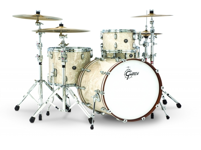 Gretsch Drums Renown Series 5 Piece Shell Kit 7 X10 8 X12 14 X14