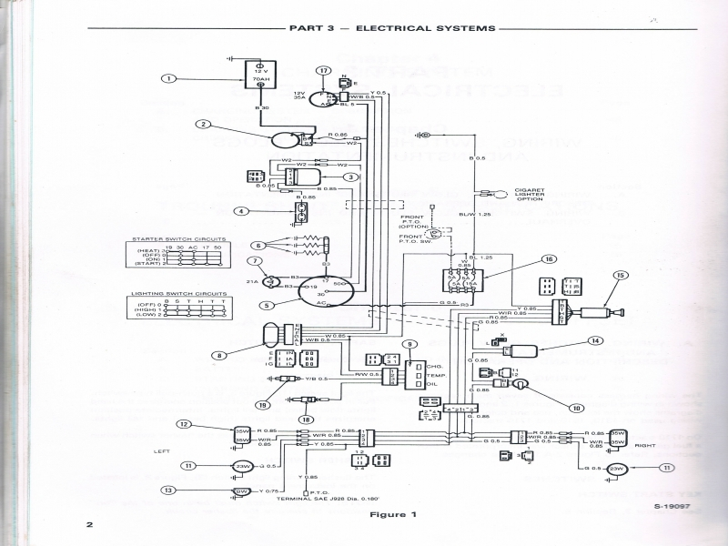 New Holland Lb75B Wiring Diagram  Wiring Forums