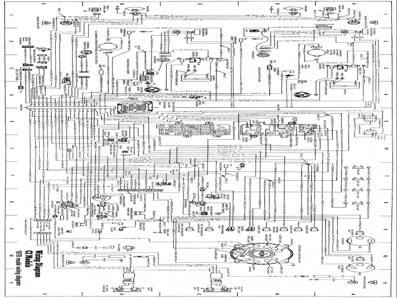 Willy Jeep Wiring Harness Diagram Wiring Forums