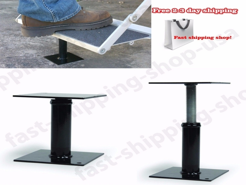 1001 More Rv Step Stabilizer Camco Accessories Support Camper Parts Trailer Galerry Photos