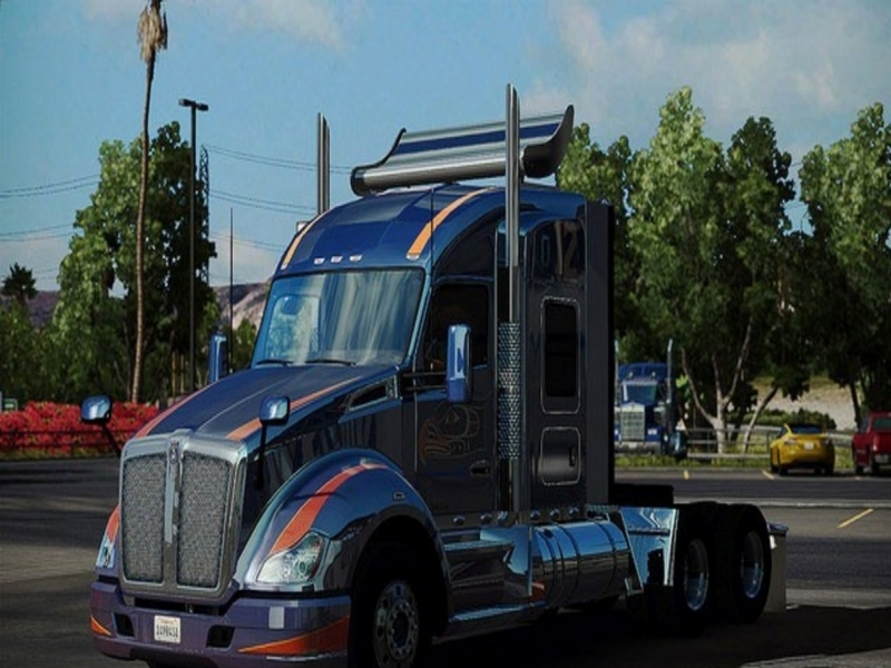 1001 More Scs Trucks Extra Bumpers And Parts V 1.3 Mod - Ats Mod / American Gallery Images