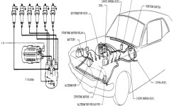 1967 Mustang Wiring And Vacuum Diagrams – Average Joe Restoration