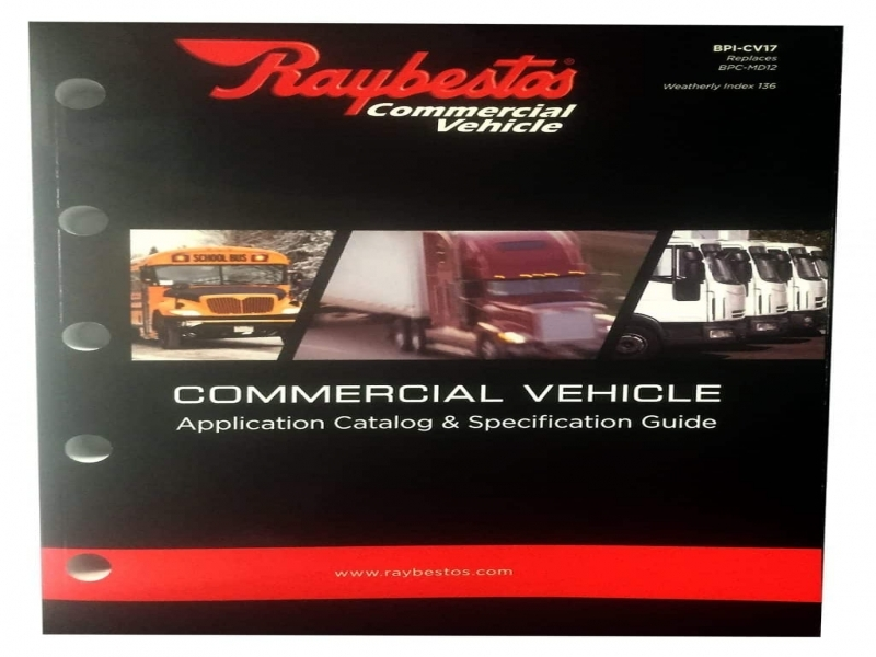 55 Moreover New Raybestos Commercial Vehicle Application Catalog And Gallery Images