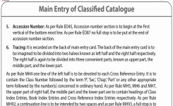 55 Moreover Types Of Entries Of Classified Catalogue According To Ccc – Lis Gallery Images