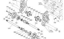Free Kubota Combine Harvester Spare Parts Dc-60 Roller , Drive Parts Of Gallery Images