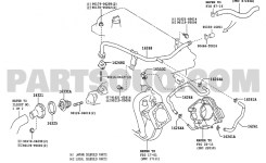 Free Toyota Parts Online The Mr2Oc Online Parts Catalog. Toyota Brake Images