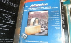 Much More Ac Delco Parts Catalog Filters,plugs,a/c,wire & Cable,electrical Gallery Images