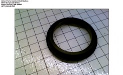 """Much More Optronics A45Gb Rubber Grommet 5.38"""" Od 1.06"""" Thick 4"""" Lights Images"""