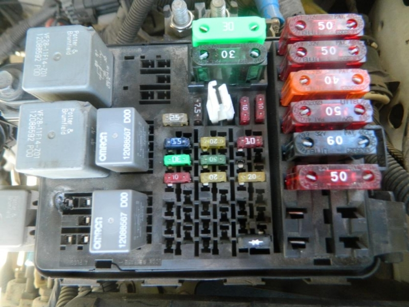 2006 Chevy Cobalt Fuel Pump Relay  Wiring Forums