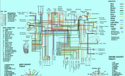 St3 2004 & 2006, St3S Abs 2006 Wiring Diagrams. – Ducati.ms – The