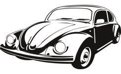 Vw Beetle Drawing At Getdrawings | Free For Personal Use Vw