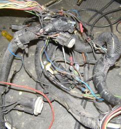wiring harness restoration repair rebuilding customizingbad wiring harness 10 [ 2816 x 2112 Pixel ]