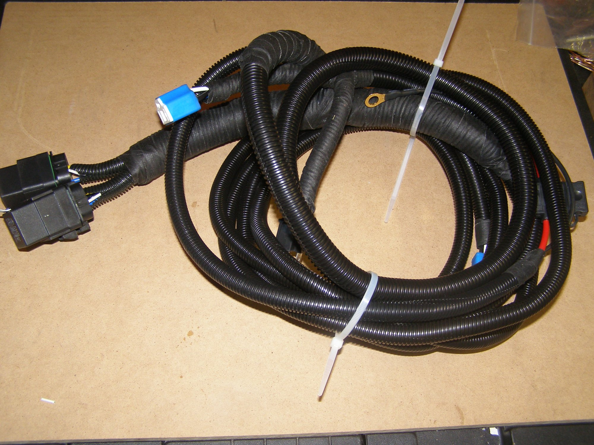 hight resolution of wiring harness restoration repair rebuilding customizing motorcycle wiring harness restoration