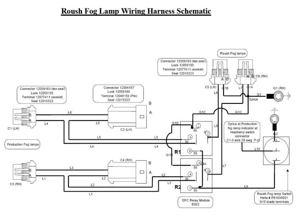 medium resolution of 05f 250 fog light wiring diagram wiring diagram explained blazer fog light wiring diagram