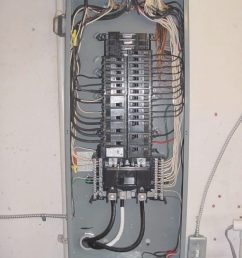 square d 100 main breaker on square d 100 amp load center wiring square d fuse box wiring [ 768 x 1024 Pixel ]