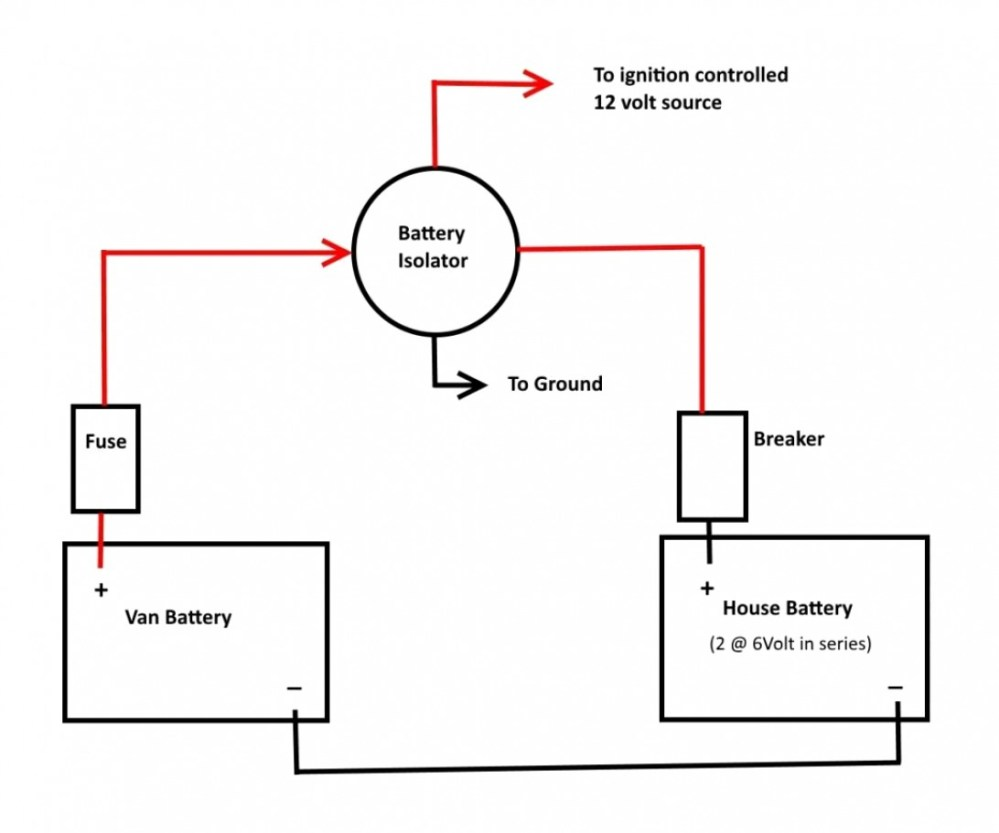 medium resolution of rv battery diagram wiring diagram sort battery isolator wiring diagram with converter