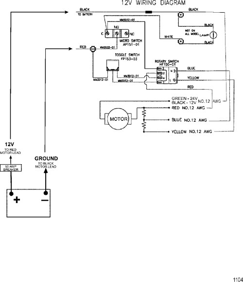 small resolution of 12 volt trolling motor wiring wiring diagram 36 volt trolling motor wiring diagram