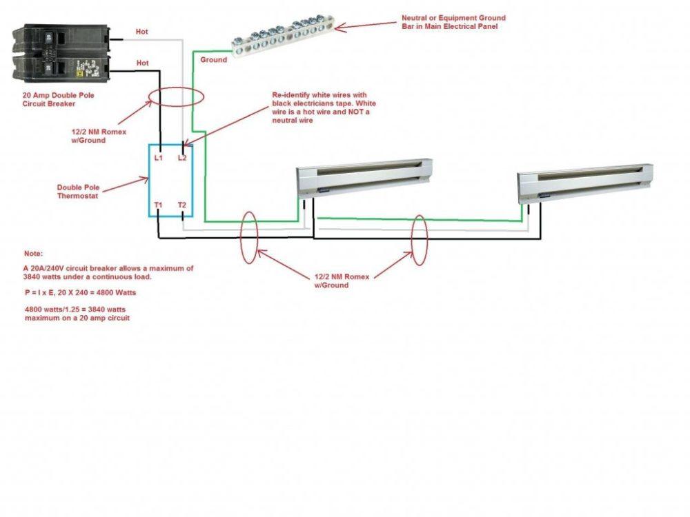 medium resolution of 240v baseboard wiring diagram 1 wiring diagram source marley baseboard heater wiring diagram 120v vs 240v