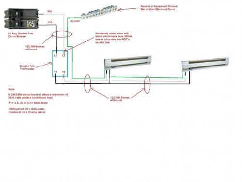 small resolution of 240v baseboard wiring diagram 1 wiring diagram source marley baseboard heater wiring diagram 120v vs 240v