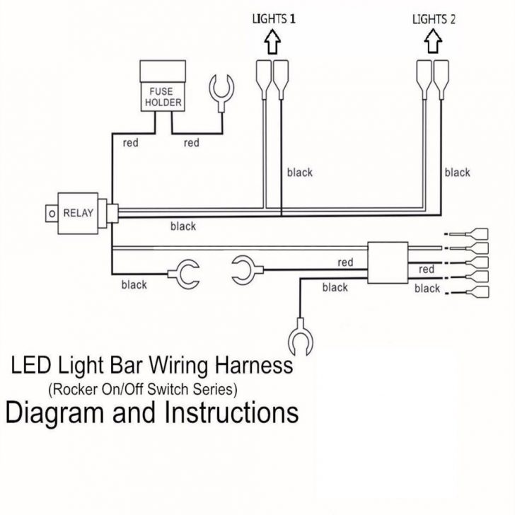 Wiring Diagram For Driving Lights With A Relay