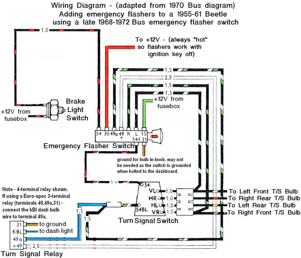 hight resolution of 1969 vw bug turn signal wiring online wiring diagram1969 vw bug turn signal wiring wiring diagram