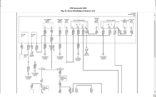 small resolution of 1989 kenworth wiring diagram
