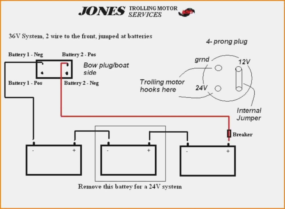 medium resolution of 24v trolling motor wiring diagram wiring diagram 36 volt rh wirings diagram com