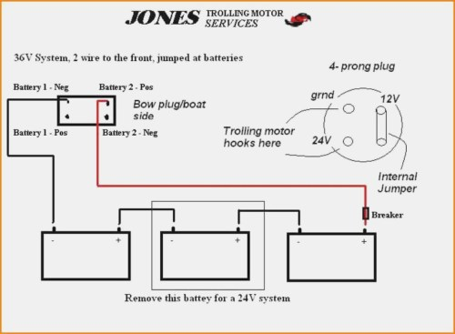 small resolution of 24v trolling motor wiring diagram wiring diagram 36 volt rh wirings diagram com