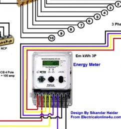 house power meter box wiring wiring diagram sheet electric meter box installation diagram wiring diagram details [ 1547 x 870 Pixel ]