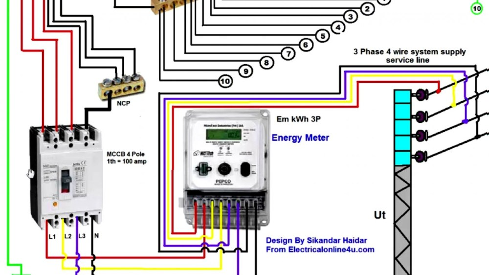 medium resolution of house power meter box wiring wiring diagram sheet electric meter box installation diagram wiring diagram details