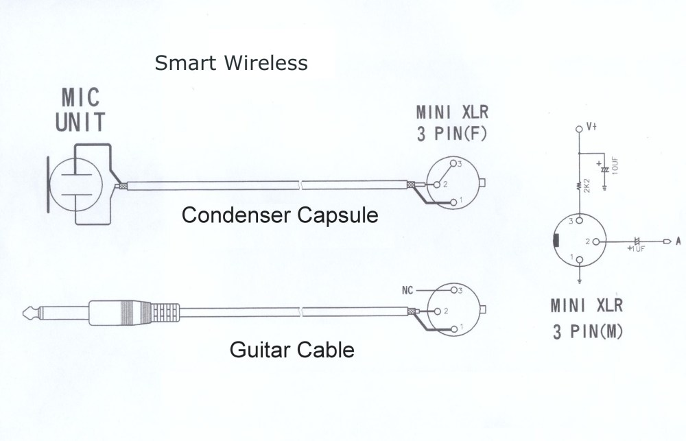 medium resolution of microphone wire diagram wiring diagram dat mic 3 wire connection diagram