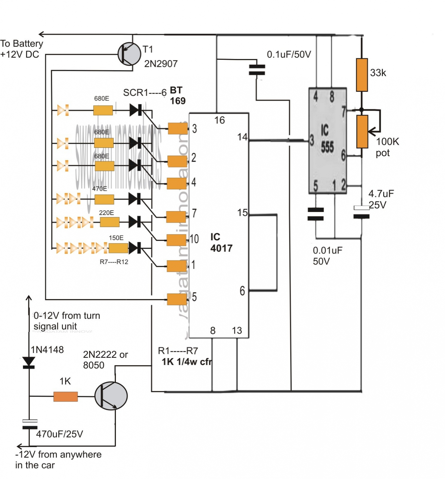 hight resolution of 3 wire led light bar wiring diagram wiring library 3 pin flasher relay wiring