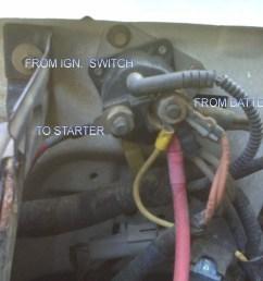 starter solenoid wiring diagram for on lawn mower starter solenoid wiring diagram jeep starter solenoid  [ 1600 x 1200 Pixel ]