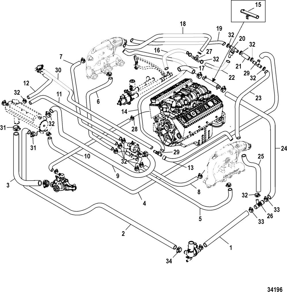 medium resolution of 454 mercruiser engine wiring diagram wiring library mercruiser 5 7 wiring diagram