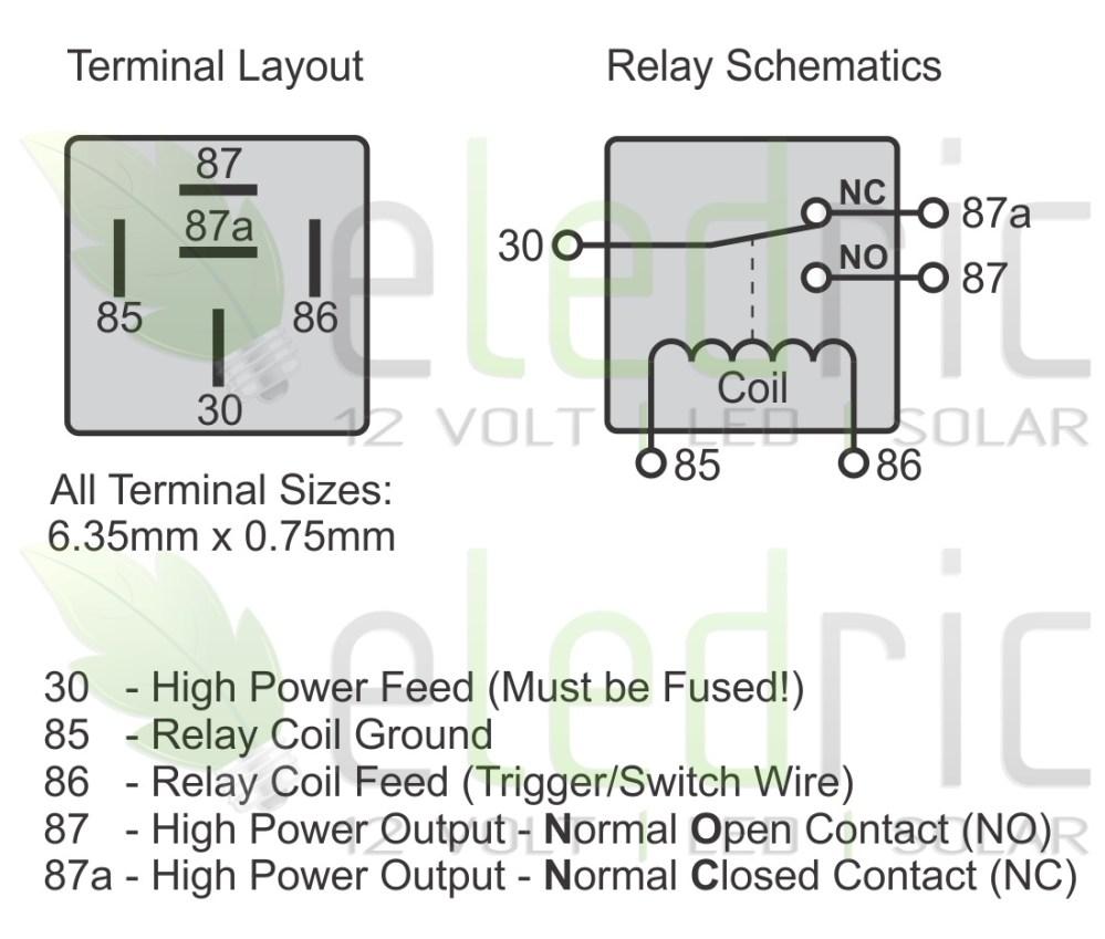 medium resolution of 5 wire relay schematic wiring diagram automotive relay wiring diagram