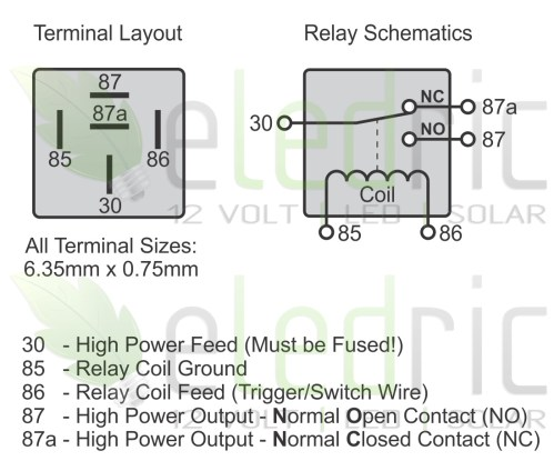 small resolution of 5 wire relay schematic wiring diagram automotive relay wiring diagram