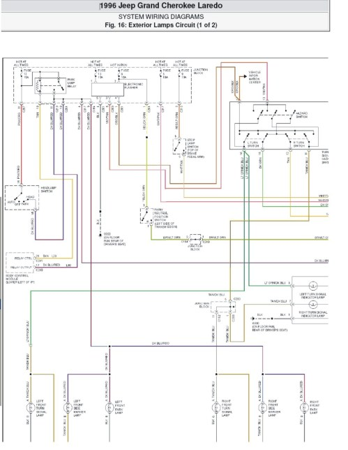 small resolution of 97 jeep wiring wiring diagram power window wiring diagram