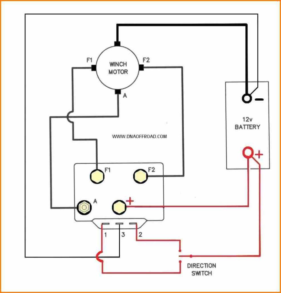 medium resolution of wiring diagram for winch schema wiring diagram