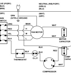 york compressor wiring diagram wiring diagram home residential york ac wiring [ 2542 x 2296 Pixel ]