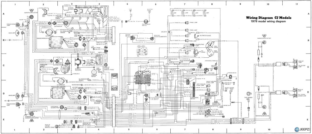 medium resolution of 1972 cj wiring diagram schema diagram database help with wiring cj5 1969 jeepforumcom
