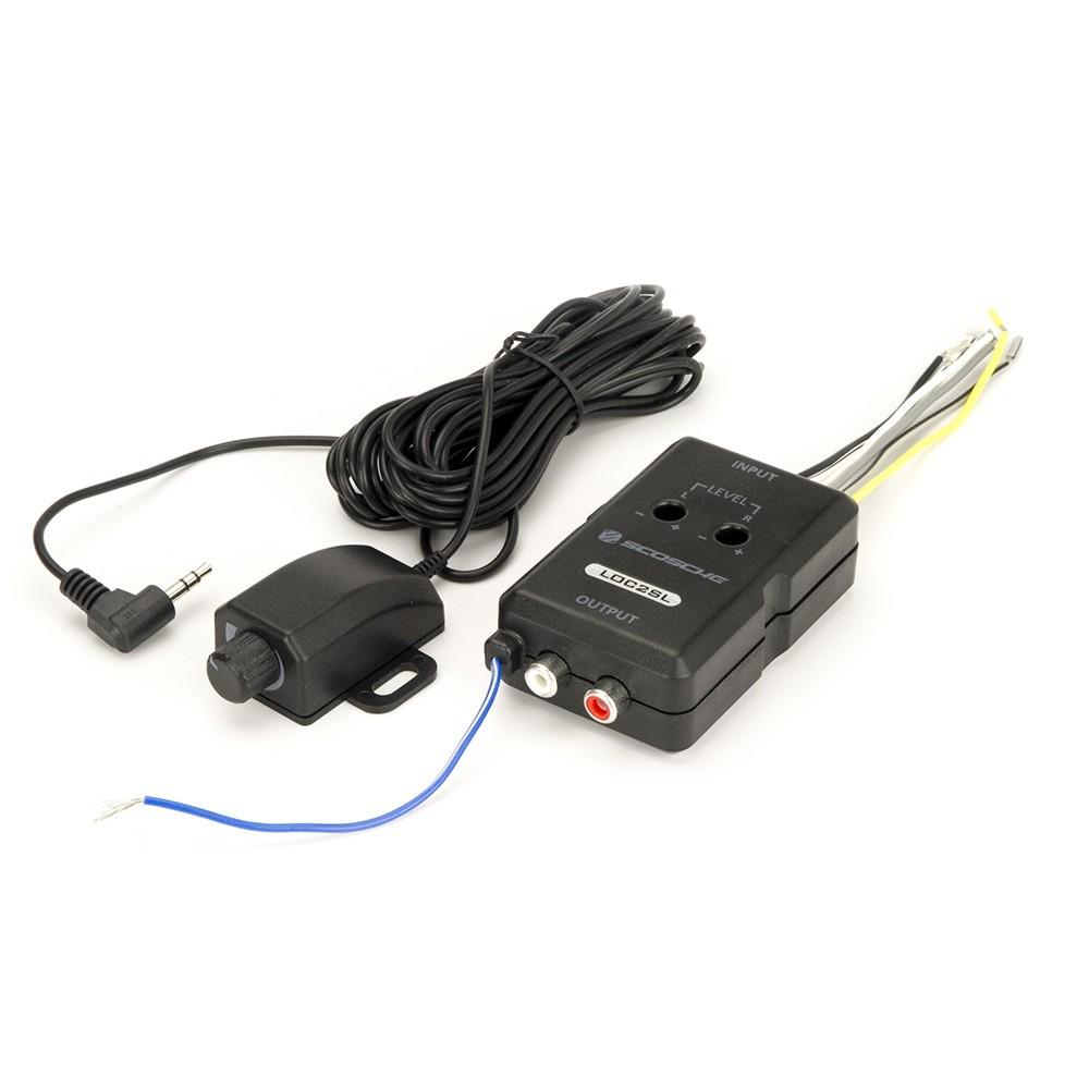 medium resolution of amplifier add on adapter and converter lineout converter scosche scosche wiring diagrams 2005 mazda amplifier add