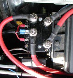 atv winch relay wiring diagram best wiring library warn winch wiring diagram solenoid [ 1024 x 768 Pixel ]