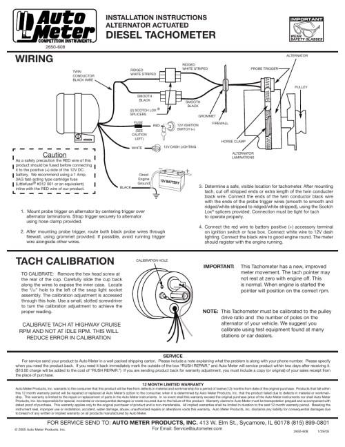 small resolution of briggs engine tachometer wiring instructions auto meter youtubeautometer tach wiring schematic zu eokcrftu medicinalbeauty info