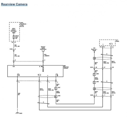 small resolution of backup camera wire diagram wiring diagram gm backup camera wiring diagram